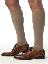 microfiber mens knee highs