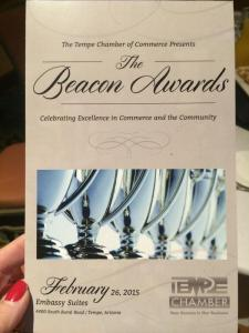 beacon awards brochure