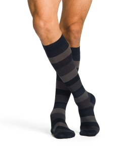 Stripe Comrpession Socks
